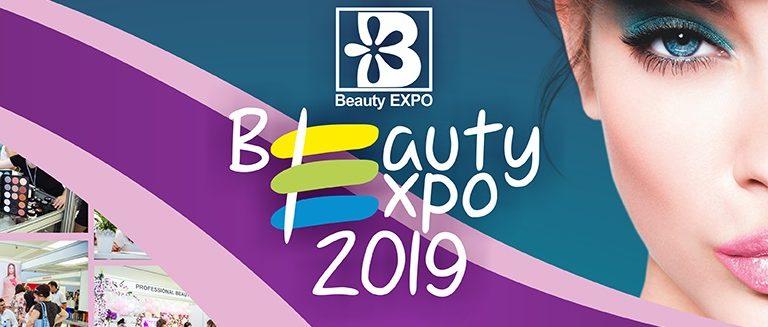 BeautyExpo 2019 Uzbekistan banner